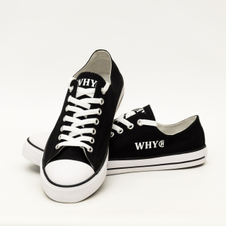 MEN WHY SHOES B1 BLACK